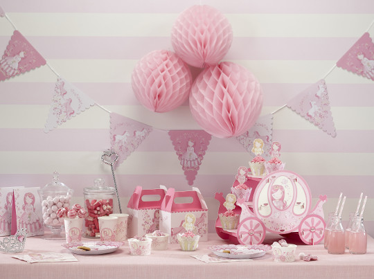 candy bar princesse fille